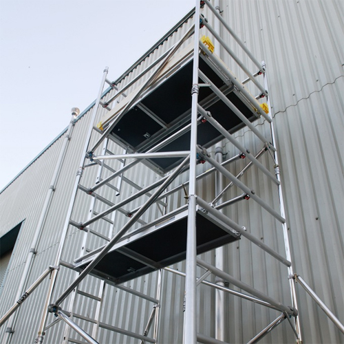 Aluminium Scaffold Tower Hire